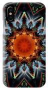 Mandala - Talisman 1538 IPhone Case