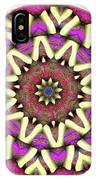 Mandala - Talisman 1681 IPhone Case