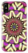 Mandala - Talisman 1682 IPhone Case