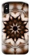 Mandala - Talisman 3701 IPhone Case