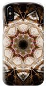 Mandala - Talisman 3707 IPhone Case