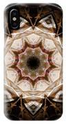 Mandala - Talisman 3708 IPhone Case