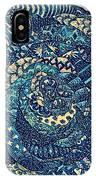 Mandala Tangled Digital IPhone Case