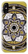 Diva Mandala IPhone Case