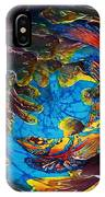Mandarinfish Abyss IPhone Case