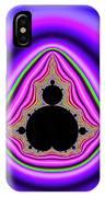 Mandelbrot Set Bold And Trippy IPhone Case