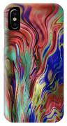 Mandolin Rain 2 IPhone Case