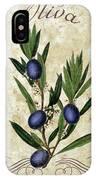 Mangia Olives IPhone Case