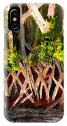 Mangrove At Gumbo Limbo IPhone Case