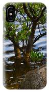 Mangroves And Coquina IPhone Case