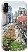 Manhattan High Line IPhone Case