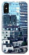 Manhattan View IPhone Case