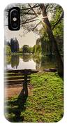 Manito Spring Morning IPhone Case