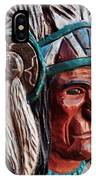Manitou Cliff Dwellings Native American IPhone Case