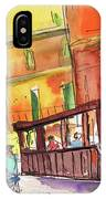 Manorola In Italy 04 IPhone Case