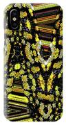 Many Flowers Abstract IPhone Case