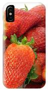 Many Strawberry IPhone Case