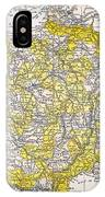 Map: France IPhone Case