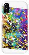 Map Of Colorado-colorful IPhone Case