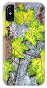 Maple Mania 12 IPhone Case