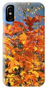 Maple Mania 8 IPhone Case