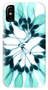 Maple Seeds X-ray IPhone Case