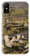 Maps Birds Eye View Of The Seat Of War Around Richmond Showing The Battle Of Chickahominy River IPhone Case