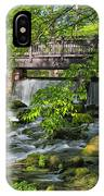 Maramec Spring Park St. James Mo Dsc02354 IPhone Case