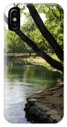 Maramec Springs 5 IPhone Case