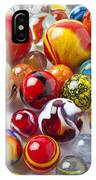 Marbles Close Up IPhone Case