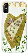March 17 1956 IPhone X Case