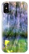 March Pond IPhone Case