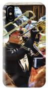 Marching Band Brass IPhone Case