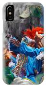 Mardi Gras 242  IPhone Case