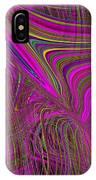 Mardi Gras 3 IPhone Case