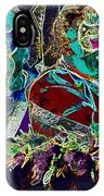 Mardi Gras IPhone Case