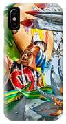 Mardi Gras - New Orleans 3 IPhone Case