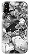 Mardi Gras - New Orleans 4 - Bw IPhone Case