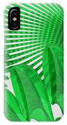Margaritas Verdes IPhone Case