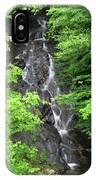 Margaurite Falls Berkshires IPhone Case