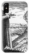 Maria The Jewess, First True Alchemist IPhone Case