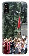 Mariage Under Lenin's Protection IPhone Case