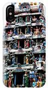 Mariamman Temple 1 IPhone Case