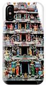 Mariamman Temple 3 IPhone Case