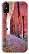 Marietta Alley IPhone Case