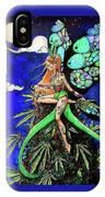 Marijuana Fairy IPhone Case