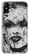 Ugly Marilyn Monroe  IPhone Case