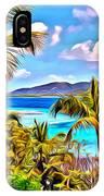 Marina Cay IPhone Case