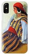 Mario Ridola Woman IPhone Case