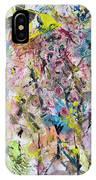 Mariposas En Tu Alma IPhone Case